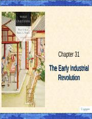 INDUSTRIAL REVOLUTION AND IMPACT