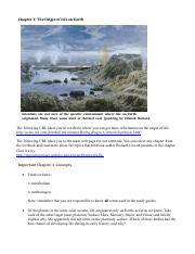 GEOL 304 exam 1 study guide