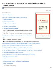 newbooksinbrief.com-55 A Summary of Capital in the Twenty-First Century by Thomas Piketty