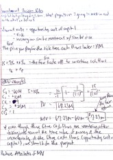 Managerial Finance Class Notes 9