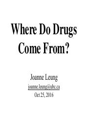 13. Where do Drugs Come From?.pdf