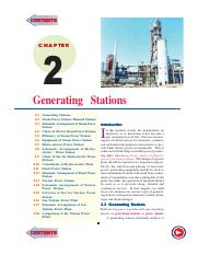 2.Generating Stations