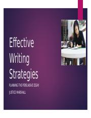 Apply 1-1 Effective Writing