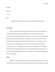 Cosmetology scholarship essays critically evaluating a research paper