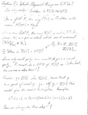 Lecture Notes Jan_29