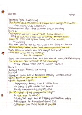 macbeth study notes act ii This study guide offers ideas for presenting macbeth to a high school class   act ii macbeth sees a dagger of the mind leading him towards duncan's.