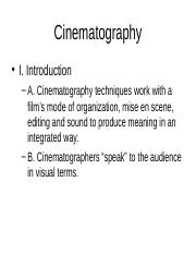 Cinematography (1).ppt