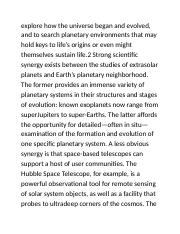 The Planetary Combinations notes (Page 2167-2169)