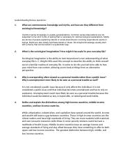 Guided Reading Review Questions  Chapter 1 Intro to Sociology (2)