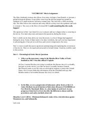 SBI 3C1 - Outbreak Movie Worksheet Answer Key ...