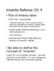 Insanity Defense.docx
