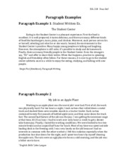 Paragraph_OutlineExamples