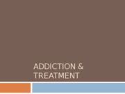 Addiction _ Treatment