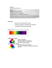 TextureColorLecture4