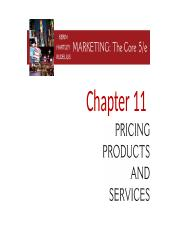 Chapter 11- Pricing Student.pptx