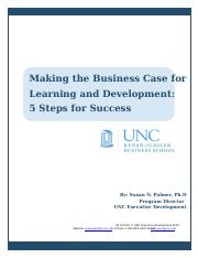 making-case-learning-development
