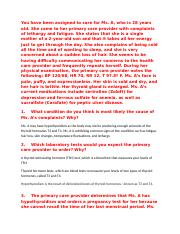 Nursing Management  Endocrine Problems   ppt download Most Popular Documents for NURSING