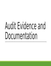 Topic 05 - Evidence and Documentation - student copy (9.17).pptx
