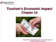 Chapter+14+Tourisms+Economic+Impact