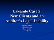 group acct 133 case 2 presentation