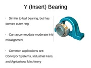 Other Bearing Types