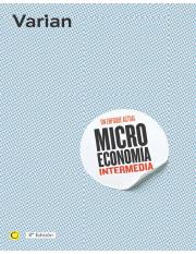 Varian, H. R. (2010). Microeconomía intermedia: Un enfoque actual (8th ed.) (M. E. Rabasco & L. Toh