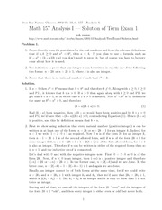 MAT 157 Fall 2002 Midterm Exam 1 Solutions