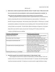 r&r case study solution