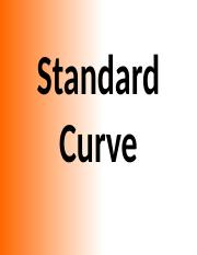 Standard CurveS.pptx