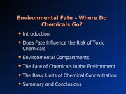 7.Where.chemicals.go