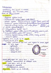 introduction to anatomy and physiology notes