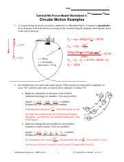 10_U4 ws3.doc - Name Date Pd &VectorComponents 1 Determine the ...