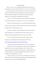 Annotated Bibliography (2)