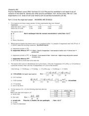 Worksheet Solubility Rules Worksheet 01 practice worksheet for chapter 13 1 3 key chemistry 401 practice