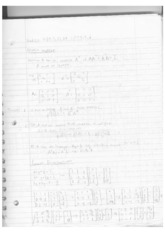 Math 217 Gauss Elimination Notes