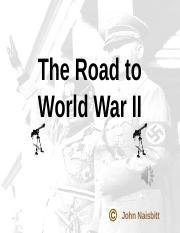 The Road to WW2
