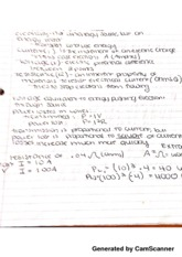 Energy and Environment ClassNotes6