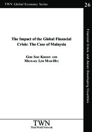 the impact of the lobal financial crisis
