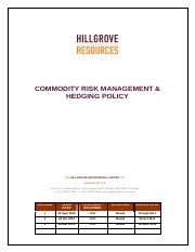 HGO Commodity Risk Management and Hedging Policy - 130418.pdf