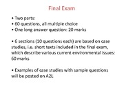 ES 2WW3 - Final Exam Info - FULL v2