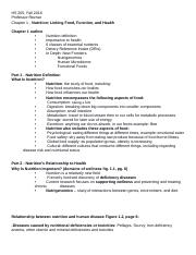 Chapter 1 Outline HS 205.docx