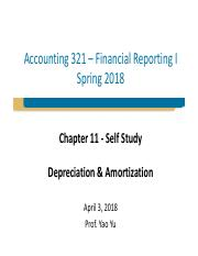 Accounting university of massachusetts course hero 33 pages chapter 11 self studydepreciation and amortizationpdf fandeluxe Image collections