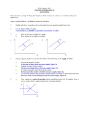 Practice Problems 3 solutions