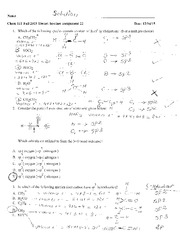 In-class assignment 22_Solution