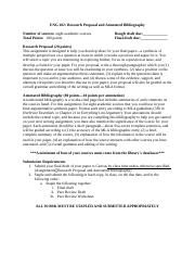 Proposal and Annotated Bibliography Assignment (1).docx