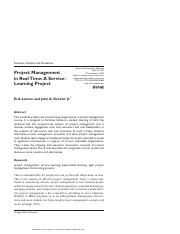 Project Management in Real Time - A SL Project.pdf