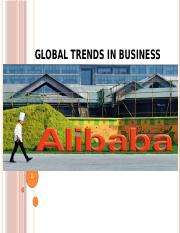 Alibaba business strategy