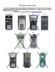 CalculatorPolicy