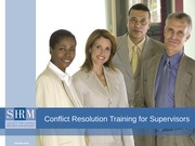 08-PPT-Conflict Resolution_FINAL