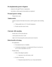 BBH 301 study guide part 1